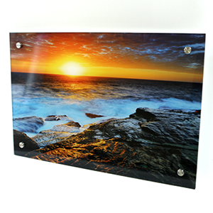 acrylic prints face mounting ice mounting disc