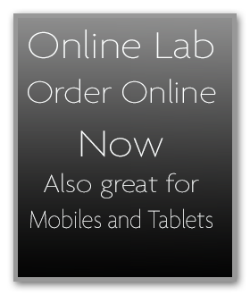 Online lab for mobile and tablet photo ordering