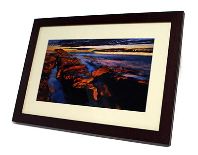 Custom Framing Matt Picture Framing