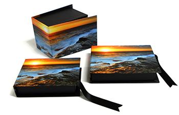 Presentation Box for photographs