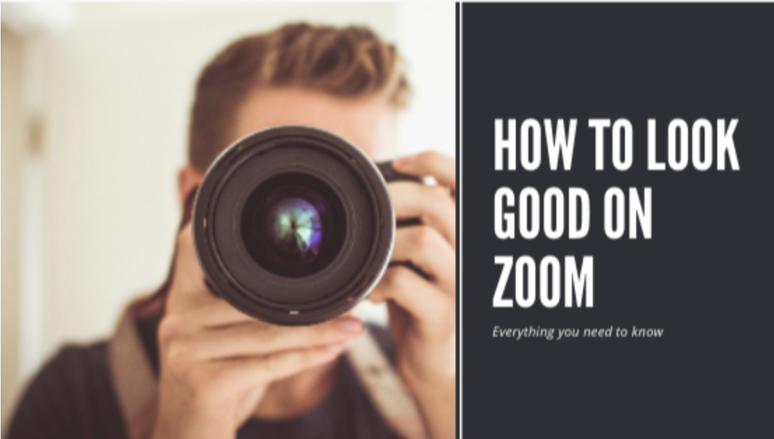 The secrets to looking good on your online video calls