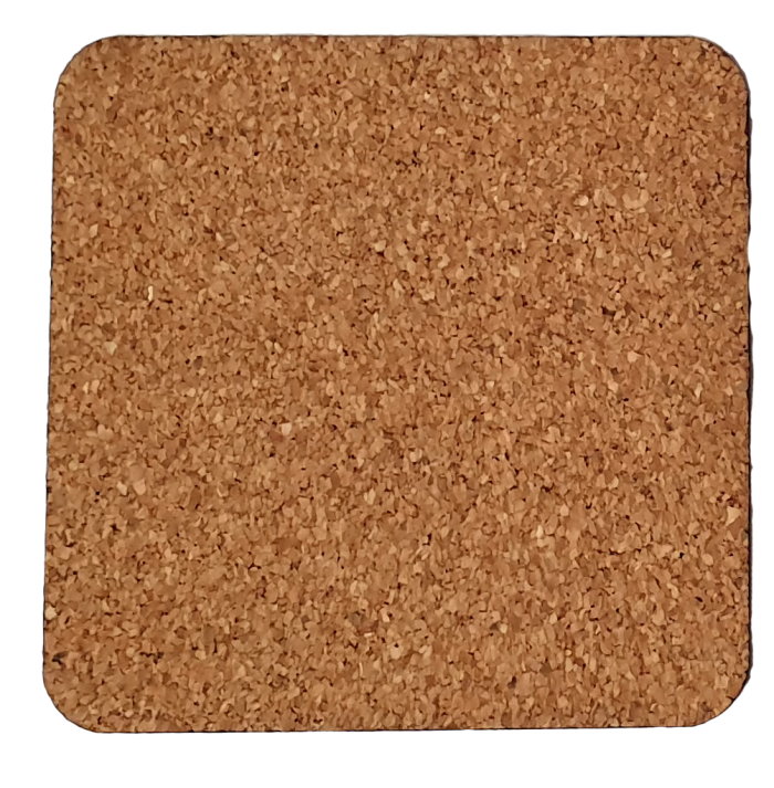coaster-single-back-cutout
